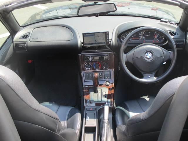 「BMW」「BMW Z3ロードスター」「オープンカー」「徳島県」の中古車2