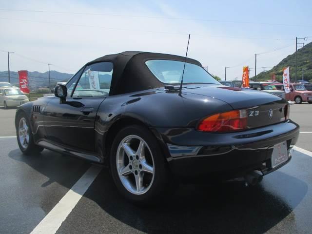 「BMW」「BMW Z3ロードスター」「オープンカー」「徳島県」の中古車3