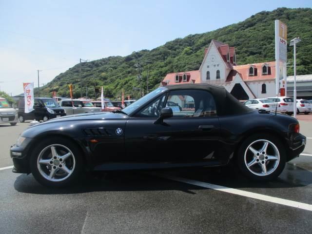 「BMW」「BMW Z3ロードスター」「オープンカー」「徳島県」の中古車6