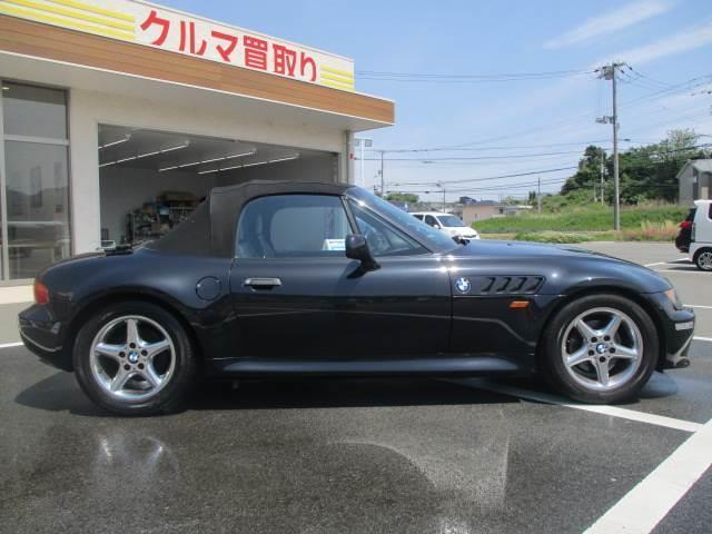 「BMW」「BMW Z3ロードスター」「オープンカー」「徳島県」の中古車7