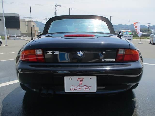 「BMW」「BMW Z3ロードスター」「オープンカー」「徳島県」の中古車9