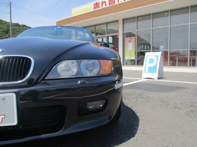 「BMW」「BMW Z3ロードスター」「オープンカー」「徳島県」の中古車18