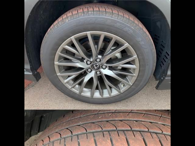 ☆純正20インチAW タイヤ溝も十分ございます。