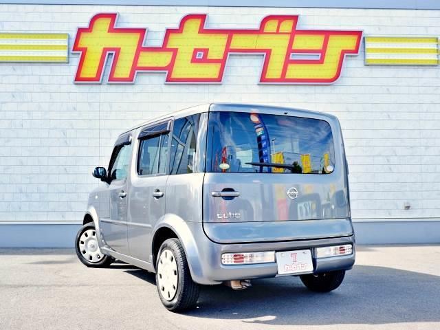 「日産」「キューブ」「ミニバン・ワンボックス」「徳島県」の中古車3