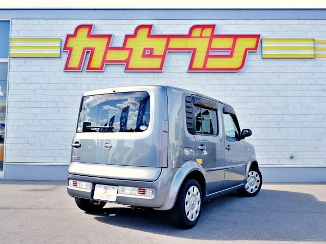 「日産」「キューブ」「ミニバン・ワンボックス」「徳島県」の中古車12