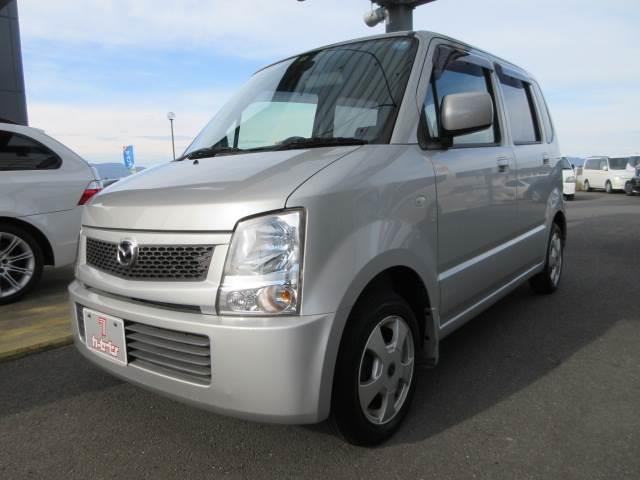 「マツダ」「AZ-ワゴン」「コンパクトカー」「徳島県」の中古車3