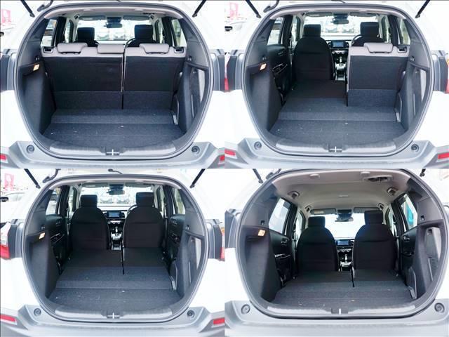 e:HEVクロスター ワンオーナー/ホンダセンシング/社外メモリナビ/BTオーディオ・TEL接続/フルセグTV/バックモニター/LED/スマートキー/アイドリングS/レーダークルーズ/クリアランスソナー/ドラレコ/ETC(7枚目)