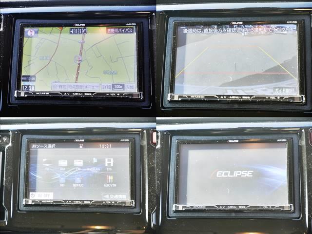 G・Aパッケージ ユーザー買取車/社外SDナビ/DVD・CD再生/フルセグTV/バックモニタ/BT・AUDIO・TEL接続/HIDヘッドライト/フォグランプ/純正14インチAW/スマートキー2個(5枚目)