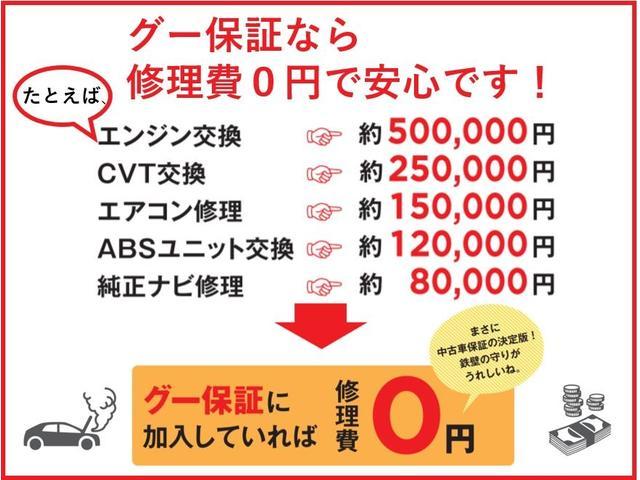 G・Aパッケージ ユーザー買取車/社外SDナビ/DVD・CD再生/フルセグTV/バックモニタ/BT・AUDIO・TEL接続/HIDヘッドライト/フォグランプ/純正14インチAW/スマートキー2個(31枚目)