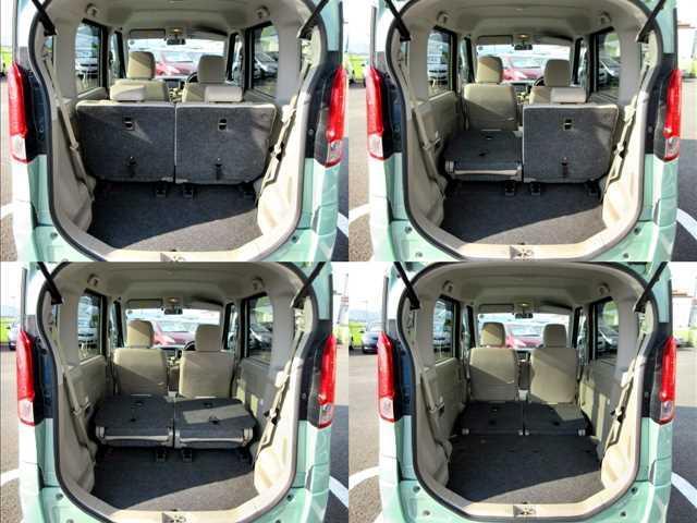 G ワンオーナー/ユーザー買取車/アイドリングストップ/社外メモリナビ/ワンセグTV/スマートキー/EGプッシュスタート/ビルトインETC/オートエアコン/両側スライドドア(4枚目)
