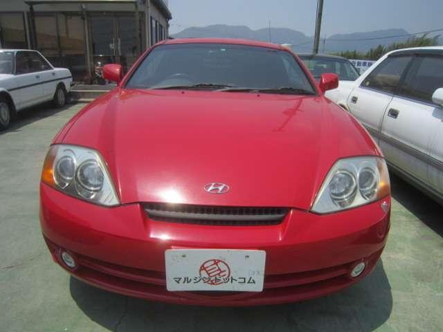 「ヒュンダイ」「ヒュンダイクーペ」「クーペ」「香川県」の中古車2