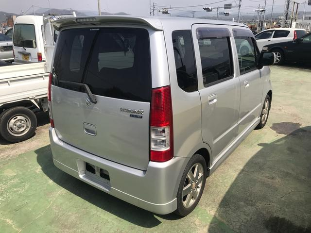 FXリミテッド 軽自動車 シルバー AT AC 修復歴無(5枚目)