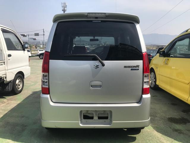 FXリミテッド 軽自動車 シルバー AT AC 修復歴無(6枚目)
