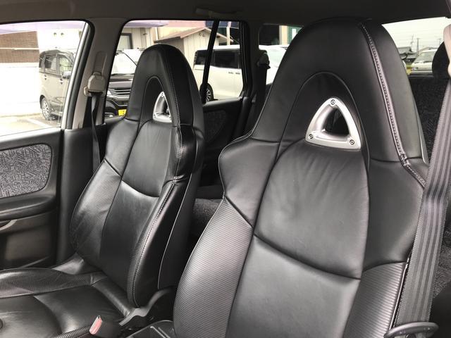 GL-X D2オーダー制作サスペンション 本革バケットシート BBSアルミ ナビTV バックモニター ETC(22枚目)