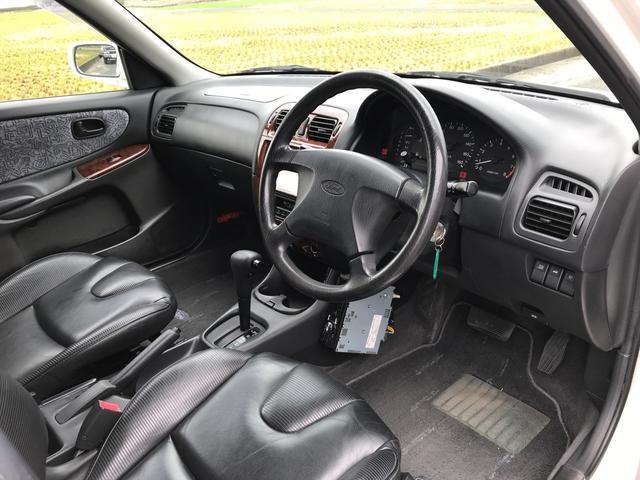 GL-X D2オーダー制作サスペンション 本革バケットシート BBSアルミ ナビTV バックモニター ETC(32枚目)