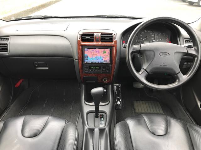 GL-X D2オーダー制作サスペンション 本革バケットシート BBSアルミ ナビTV バックモニター ETC(33枚目)