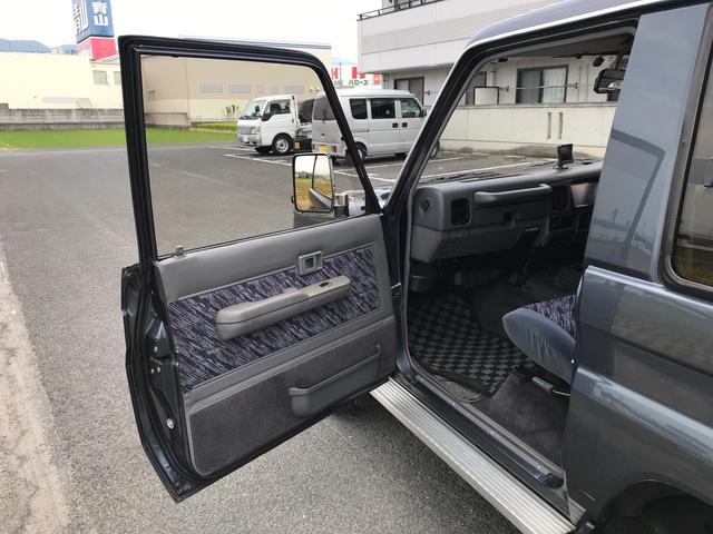 SX ディーゼルターボ AT 燃料噴射新品交換 ヒッチメンバー ETC バックモニター ナビTV(22枚目)