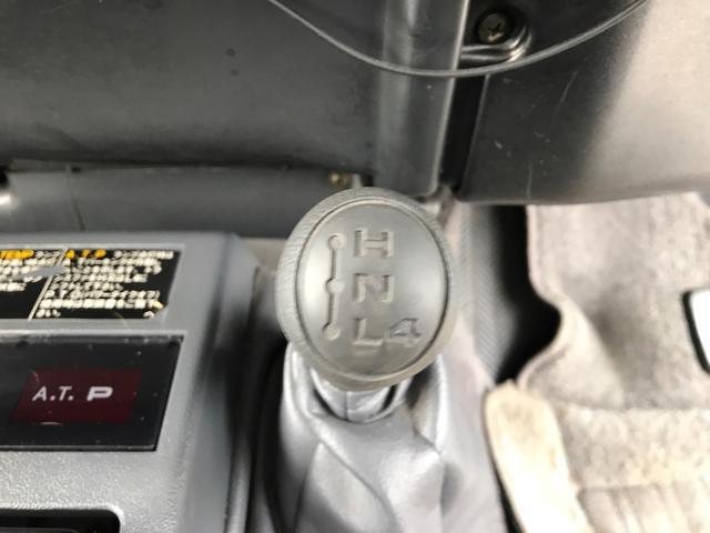 SX ディーゼルターボ AT 燃料噴射新品交換 ヒッチメンバー ETC バックモニター ナビTV(41枚目)