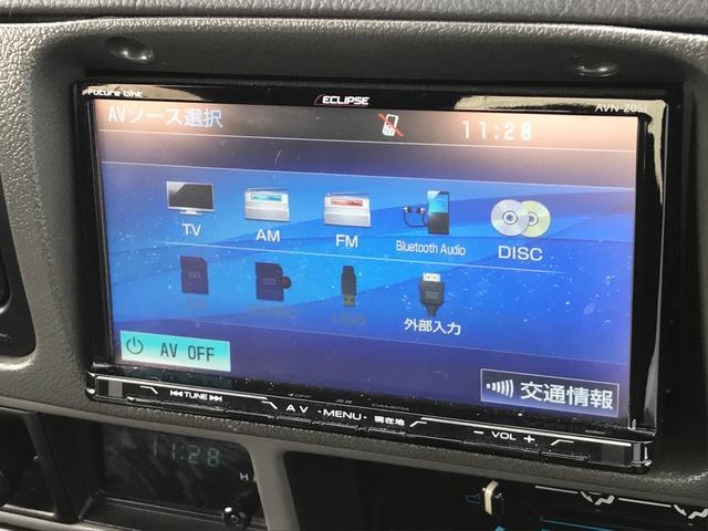 SX ディーゼルターボ AT 燃料噴射新品交換 ヒッチメンバー ETC バックモニター ナビTV(49枚目)