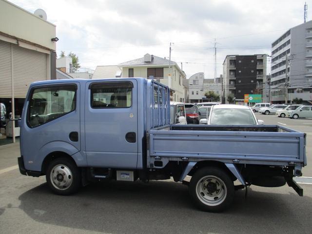日産 アトラストラック Wキャブスーパーロー