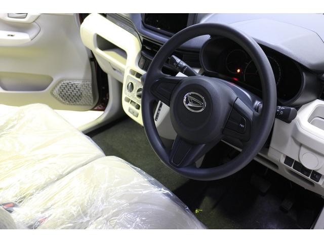 L 届出済未使用車 キーレス エアコン ベンチシート(4枚目)