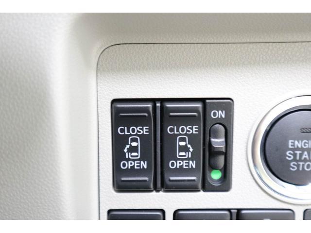 両側電動スライドドア:運転席のスイッチでも開閉ができるので、とっても便利ですね。