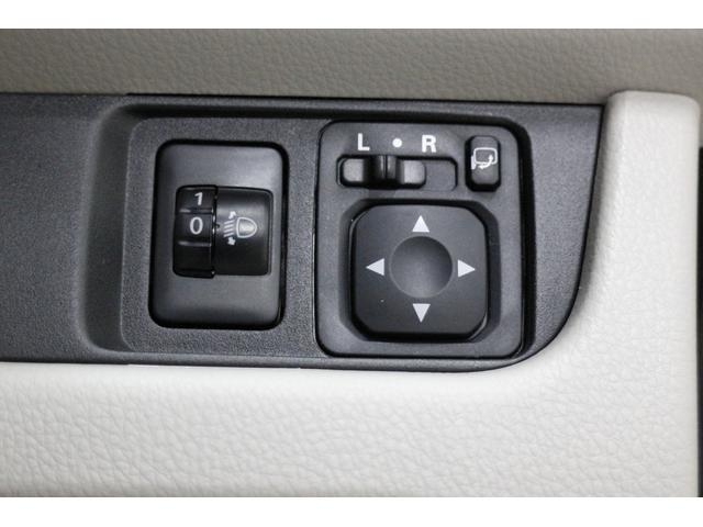 狭い駐車場で大活躍!ボタン1つで自動で格納します。ひと手間が減る嬉しい機能です。