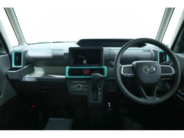 エンジンスイッチ!ブレーキを踏んでエンジンスイッチを押せば、エンジンの始動・停止ができるスマートなシステムです。
