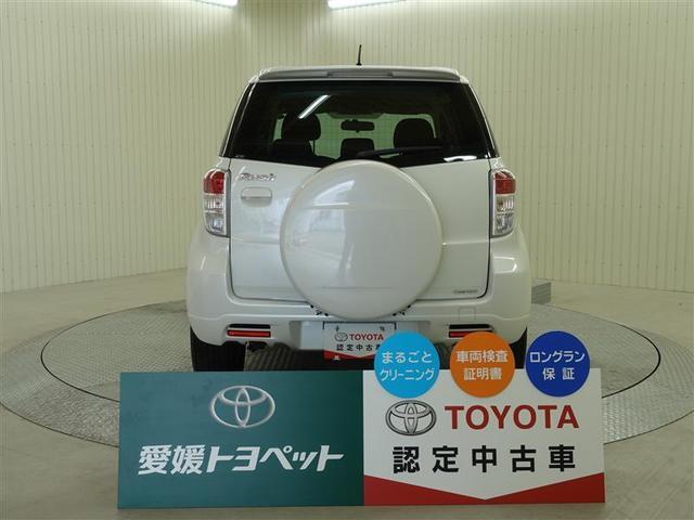 「トヨタ」「ラッシュ」「SUV・クロカン」「愛媛県」の中古車4