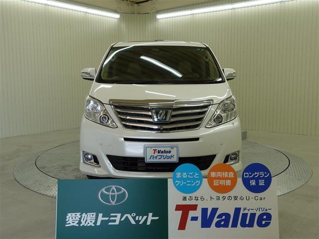 「トヨタ」「アルファード」「ミニバン・ワンボックス」「愛媛県」の中古車2
