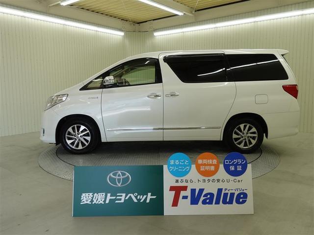 「トヨタ」「アルファード」「ミニバン・ワンボックス」「愛媛県」の中古車3