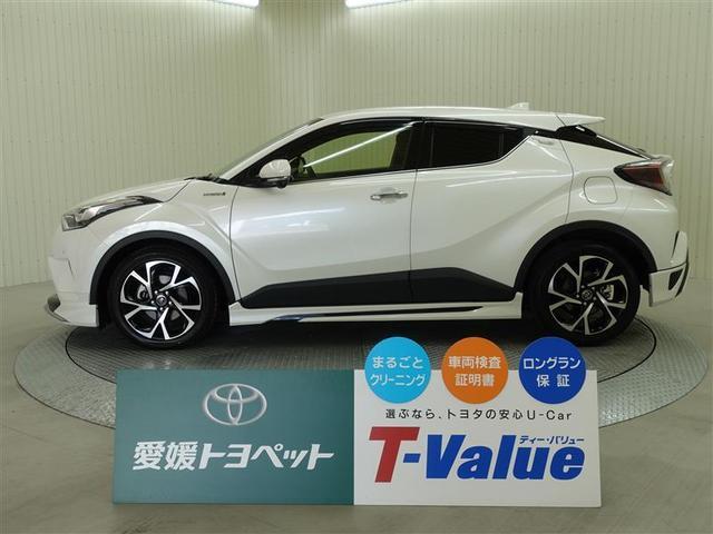 「トヨタ」「C-HR」「SUV・クロカン」「愛媛県」の中古車3