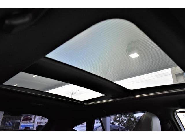 Z レザーパッケージ サンルーフ 4WD フルセグ ミュージックプレイヤー接続可 衝突被害軽減システム ETC LEDヘッドランプ ワンオーナー フルエアロ 記録簿(11枚目)