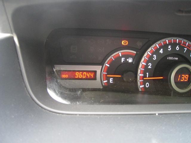 走行96000キロ!