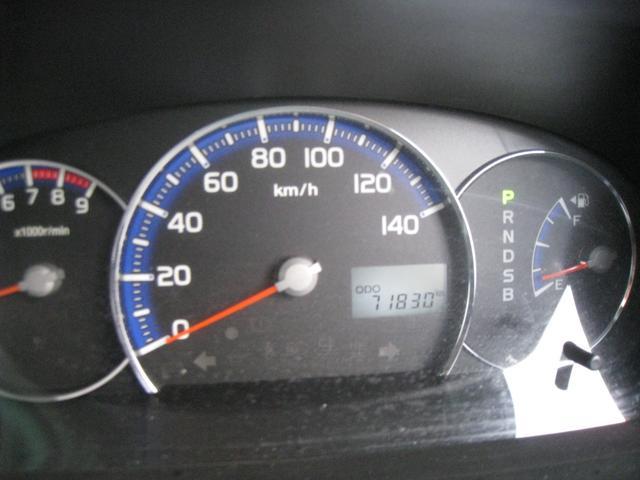 走行距離71830キロ!