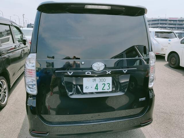 「トヨタ」「ヴォクシー」「ミニバン・ワンボックス」「高知県」の中古車9