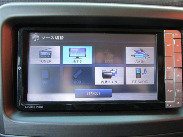 カスタム G HIDヘッドライト アイドリングストップ フルセグTVナビ DVD再生 USB接続 Bluetooth 14AW 電格ミラー(11枚目)
