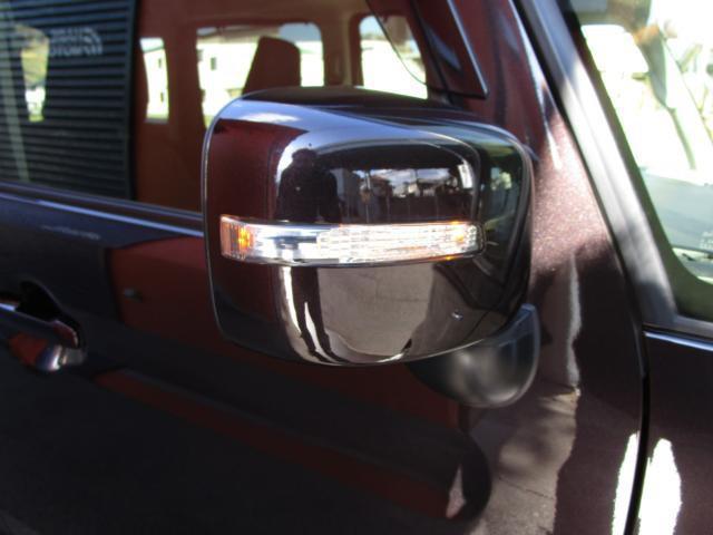 ハイブリッドX 両側電動スライドドア シートヒーター LEDヘッドライト 障害物センサー アイドリングストップ 衝突被害軽減ブレーキ フルセグTVナビ DVD再生 Bluetooth(5枚目)