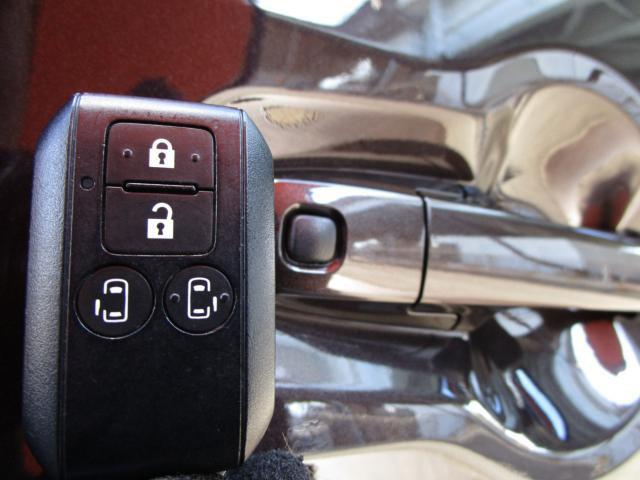 ハイブリッドX 両側電動スライドドア シートヒーター LEDヘッドライト 障害物センサー アイドリングストップ 衝突被害軽減ブレーキ フルセグTVナビ DVD再生 Bluetooth(9枚目)