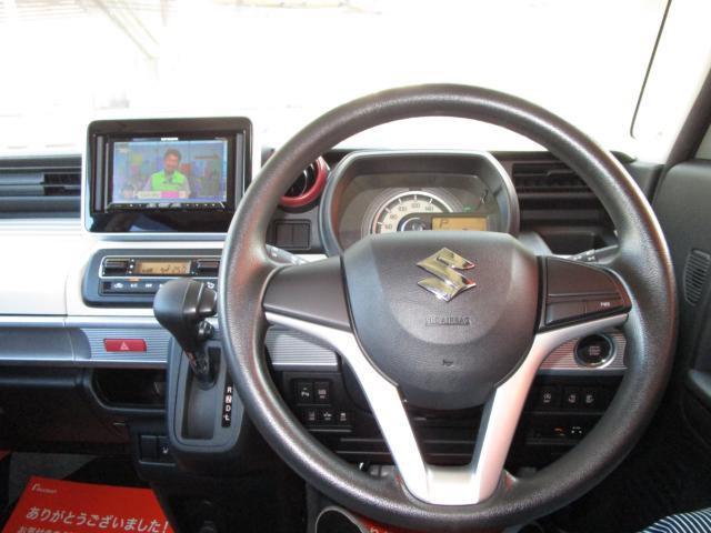 ハイブリッドX 両側電動スライドドア シートヒーター LEDヘッドライト 障害物センサー アイドリングストップ 衝突被害軽減ブレーキ フルセグTVナビ DVD再生 Bluetooth(11枚目)