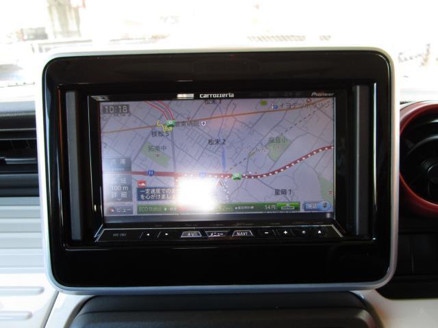 ハイブリッドX 両側電動スライドドア シートヒーター LEDヘッドライト 障害物センサー アイドリングストップ 衝突被害軽減ブレーキ フルセグTVナビ DVD再生 Bluetooth(13枚目)