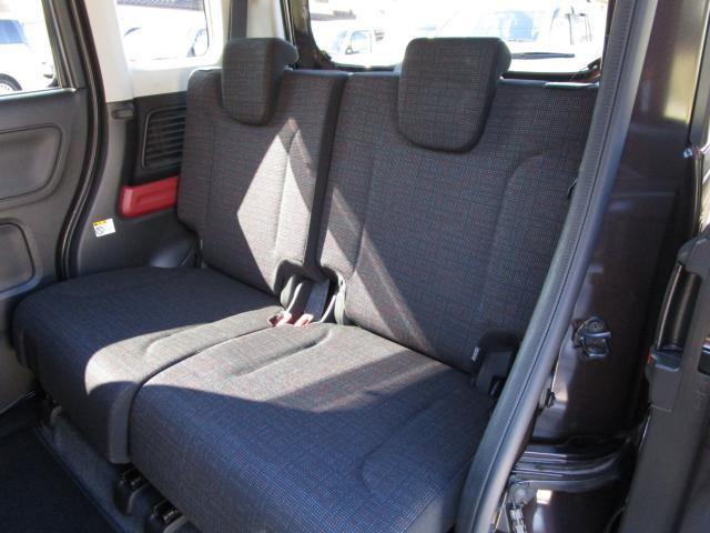 ハイブリッドX 両側電動スライドドア シートヒーター LEDヘッドライト 障害物センサー アイドリングストップ 衝突被害軽減ブレーキ フルセグTVナビ DVD再生 Bluetooth(18枚目)