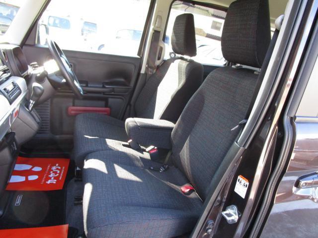 ハイブリッドX 両側電動スライドドア シートヒーター LEDヘッドライト 障害物センサー アイドリングストップ 衝突被害軽減ブレーキ フルセグTVナビ DVD再生 Bluetooth(19枚目)
