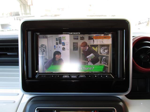 ハイブリッドX 両側電動スライドドア シートヒーター LEDヘッドライト 障害物センサー アイドリングストップ 衝突被害軽減ブレーキ フルセグTVナビ DVD再生 Bluetooth(24枚目)