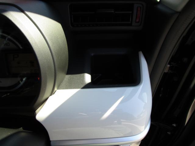 ハイブリッドX 両側電動スライドドア シートヒーター LEDヘッドライト 障害物センサー アイドリングストップ 衝突被害軽減ブレーキ フルセグTVナビ DVD再生 Bluetooth(34枚目)