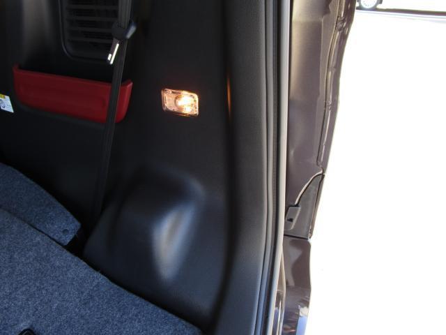 ハイブリッドX 両側電動スライドドア シートヒーター LEDヘッドライト 障害物センサー アイドリングストップ 衝突被害軽減ブレーキ フルセグTVナビ DVD再生 Bluetooth(38枚目)