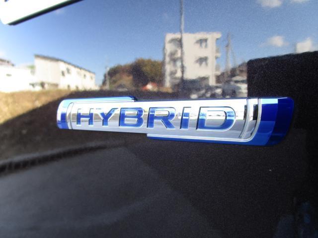 ハイブリッドX 両側電動スライドドア シートヒーター LEDヘッドライト 障害物センサー アイドリングストップ 衝突被害軽減ブレーキ フルセグTVナビ DVD再生 Bluetooth(48枚目)