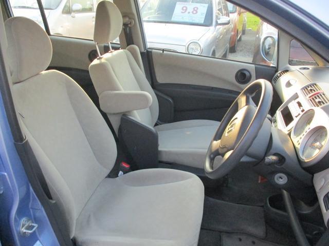 運転席側。