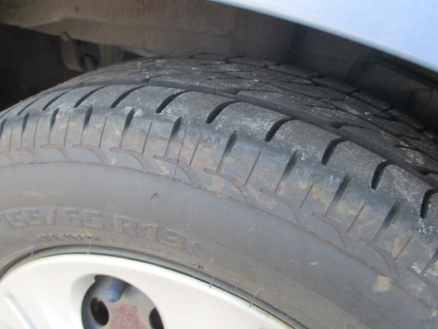 タイヤの溝もしっかりあるので、すぐの交換は必要ありません!
