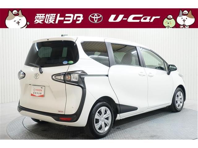 「トヨタ」「シエンタ」「ミニバン・ワンボックス」「愛媛県」の中古車2